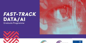 Fast track data ai logo